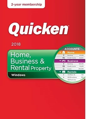 Quicken Home and Business Support